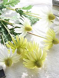1 Une succursale Marguerites Fleurs artificielles 76