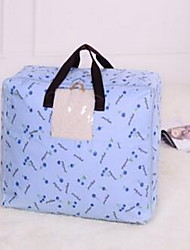 Storage Boxes Storage Bags Storage Units Textile withFeature is Lidded  For Cloth Quilts Thicker Oxford Cloth Random Pattern