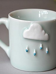 Desenho Artigos para Bebida, 100 ml Dom namorado presente namorada Cerâmica chá Água Xícaras de Chá