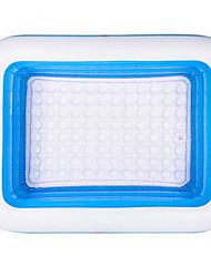 Inflável para Água/Areia Hobbies de Lazer silica Gel Azul Para Meninos Para Meninas
