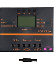 Y-SOLAR 60A LCD Solar Charge Controller PWM Charger Solar panel SOLAR60