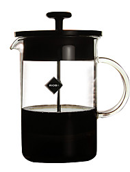 600 ml  Glass French Press , 5 cups Brew Coffee Maker Reusable