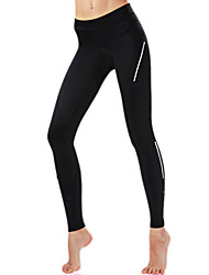 cheji® Cycling Pants Women's Bike Bottoms Breathable Quick Dry Compression Comfortable Polyester ClassicExercise & Fitness Leisure Sports