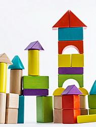 Brinquedo Educativo Brinquedos para presente Blocos de Construir Brinquedos Criativos & Pegadinhas Castelo 2 a 4 Anos Brinquedos