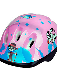 Sports Kid's Unisex Bike Helmet 9 Vents Cycling Cycling Mountain Cycling Road Cycling Recreational Cycling Hiking Climbing PC EPSRed Pink