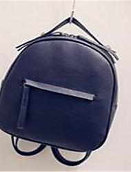 Unisex PU Outdoor Backpack
