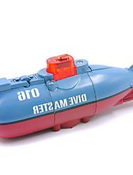 Подводные лодки other Гоночное судно Лодка на радиоуправлении Бесколлекторный электромотор 4 - Синий