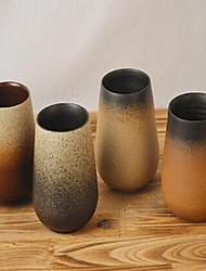 Áspero Artigos para Bebida, 450 ml Decoração Cerâmica Água Xícaras de Chá