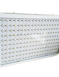 600W LED Grow Lights 200 High Power LED 9000-12000 lm Warm White UV (Blacklight) Red Blue AC85-265 V 1 pcs