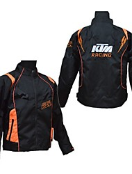 KTM Motorcycle Coupling Summer Men Wear Clothes Walking Transpirable Motorcycle Race Car Motorcycle Jacket