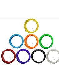 3D Printing Supplies Materials Pla 1.75Mm 5 Meters 20 Colors Combination Suit