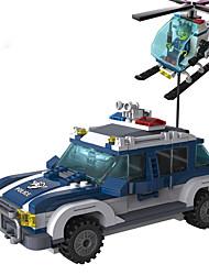 Набор для творчества Экипаж Playsets автомобиля Игрушки Для получения подарка Конструкторы Модели и конструкторыЛетательный аппарат