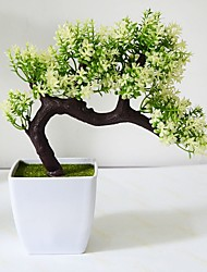 Artificial Plant Pine Bonsai Nearly Natural Tree for Home Office Decoration