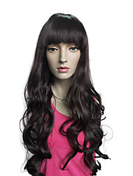 Very Long Wig Deep Wave Synthetic Fiber Heat Hairstyle Party Cosplay Wig