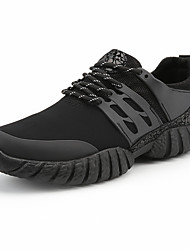 Running Shoes  Sneakers Shoes Men's Shoes Tulle Outdoor / Athletic / Casual Fashion Sneakers Outdoor