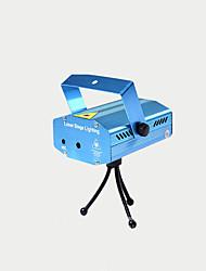 HL-10 LED Grün / Rot-Sprachsteuerung / Automatische Laser Bühnenlampe