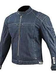 KOMINE JK-077 Kevlar Denim Motorcycle Riding Ptotective Jacket Motocross Racing Jeans Clothing MOTO Vests Unisex