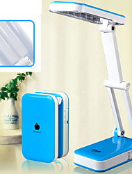 LED Rechargeable Eye Protection Folding Small Desk Lamp College Student Bedroom Bedside Lamp Desk Dormitory Children Learning
