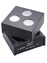 u'king® 50w 3 * 10w RGB LED 10CH стадии эффект света DMX512 режимы мастер-ведомый 1шт