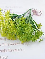 1 Филиал Пластик Другое Букеты на стол Искусственные Цветы 25*25*30