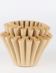 ml  Paper Coffee Filter , 2 cups Drip Coffee Maker Disposable