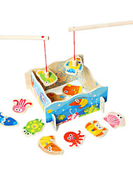 Fishing Toys Novelty & Gag Toys Toys Novelty Toys ABS For Boys