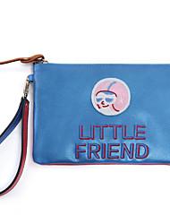 Women PU Outdoor Cosmetic Bag