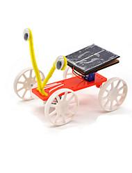 Brinquedos Para meninos Brinquedos de Descoberta Brinquedos a Energia Solar Metal Plástico Vermelho