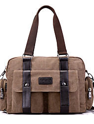 Unisex Canvas Formal Casual Outdoor Office & Career Professioanl Use Tote