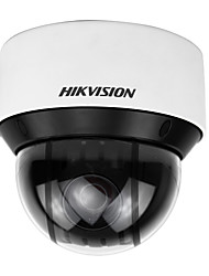 Hikvision® ds-2de4a220iw-de 2mp ip mini ptz camera (4.7 à 94mm 20x zoom optique ir 50m ir h.265) 12 vdc & poe ip66