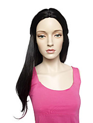 Capless Black Wig Women Wig Synthetic Fiber Medium Wavy Curly Cosplay Wigs