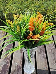 1 Une succursale Plastique Autres Fleur de Table Fleurs artificielles 20*20*30
