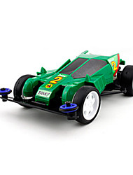 Race Car Toys Car Toys 1:12 Metal Plastic Green Model & Building Toy