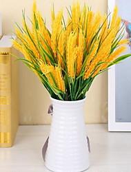 1 Ast Kunststoff andere Tisch-Blumen Künstliche Blumen 20*20*35