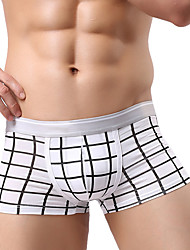 Homme Damier Boxers-Modal