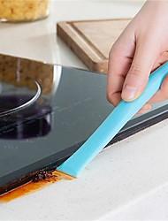 1Pcs 18 X 2.7 X 1Cm Kitchen Bathroom Stove Dirt Decontamination Scraper Opener Random  Color