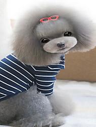 Hunde Mäntel Schwarz Grau Rose Hundekleidung Frühling/Herbst einfarbig Sport