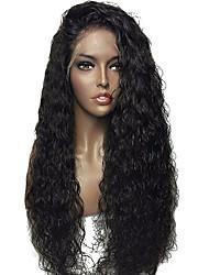 encaracolado rendas completa perucas humanos cabelo do laço do cabelo brasileiro peruca glueless rendas com cabelo do bebê para as