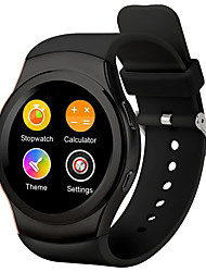 Bluetooth Smart Watch MTK2502c IPS screen SIM card Hear Rate Monitor Clock for Apple Iphone IOS & Android