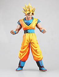 Anime Action Figures Inspired by Dragon Ball Son Goku PVC 27 CM Model Toys Doll Toy