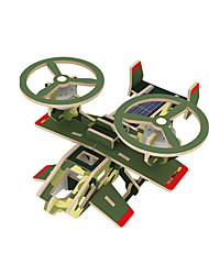 Toys For Boys Discovery Toys Solar Powered Toys Fighter Wood Green