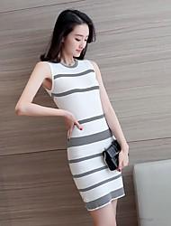 подписать жилет платье лета 2017 года новый тонкий и длинные участки дна юбки жилет использовать платье юбка