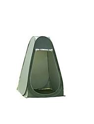 1 Person Zelt Einzeln Familien Zelte Einzimmer Camping Zelt PolyesterWandern Camping Reisen Draußen