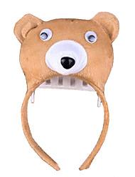 Kopfbedeckung Bär Spaß draußen & Sport Geburtstag Karnival Kindertag 1
