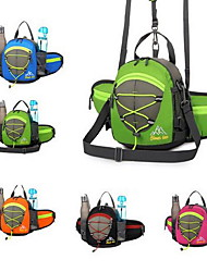 Shoulder Bag Backpack for Camping & Hiking Climbing Fitness Leisure Sports Traveling Sports BagWaterproof Rain-Proof Wearable