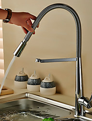 New design Brass kitchen faucets hot and cold water chrome basin sink taps mixers