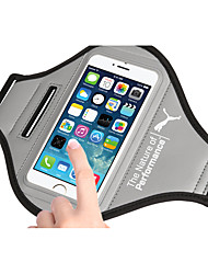 Sports Bag Armband Waterproof Rain-Proof Waterproof Zipper Dust Proof Wearable Running BagIphone 4/4S Iphone 5/5S Iphone 6/IPhone