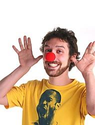 красная пена клоун носы Цирк партия Хэллоуин костюм