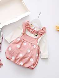 Baby Beach Solid Dress,Cotton Spring