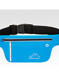 Bolsa de cinto para Acampar e Caminhar Montanhismo Fitness Corridas Praia Viajar Corrida Cooper Bolsas para EsporteÁ Prova-de-Água Seca